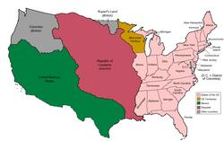 Louisiana War (No Napoleon)
