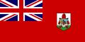 Flag of Bermuda 1910
