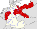 CV Map of Prussia 1991-present