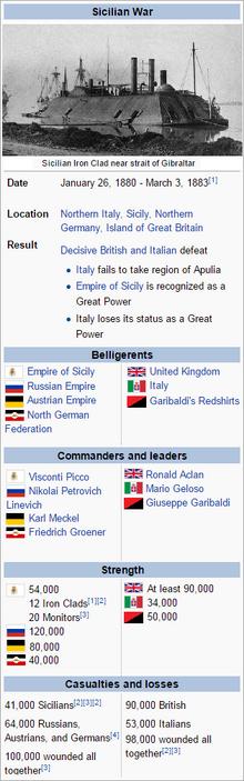 Apulian War Chart-0