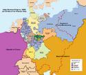 Holy Roman Empire, 1856 (No Napoleon)