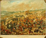 Schlacht bei champigny poster