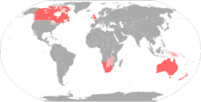United Commonwealth Imposed Map