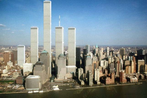 World Trade Center 1982 (A Stronger Loving World)