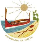 Coat of Arms of Malta 1975-1988