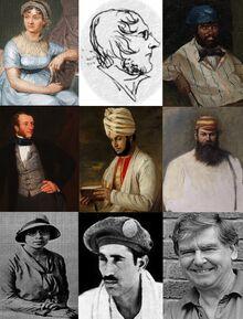 NAV Britannic writers