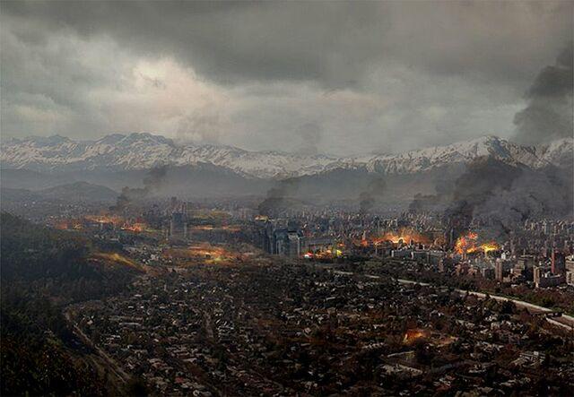 File:Santiago, Chile, burning.jpg
