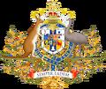 Coat of arms of Cygnia (1821-1871)