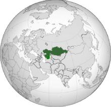 Alternate Kazakhstan