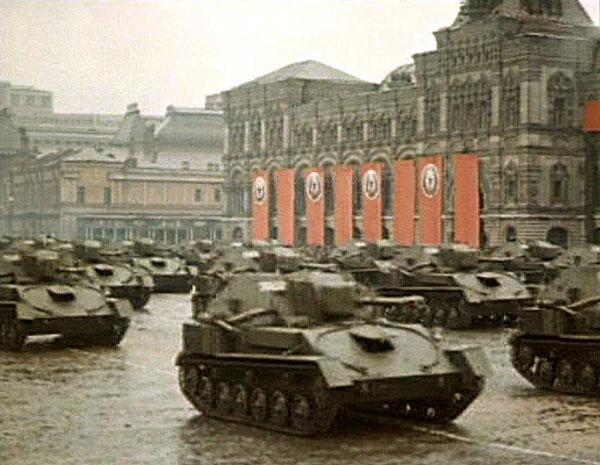 Triumphum in Europa