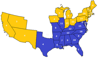 1856 American Election (Rough and Ready)