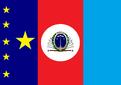 Bandera de los Gobiernos Unidos (Napoleonic Europe)
