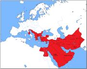 Alexander's Empire 311 BC Names