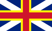 British Imperial Flag 1720-1796