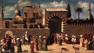 Damascus, 1711