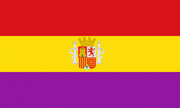 Flag of the Third Spanish Republic(Ok Stalin)