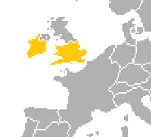 Ireland Location (SM 3rd Power)