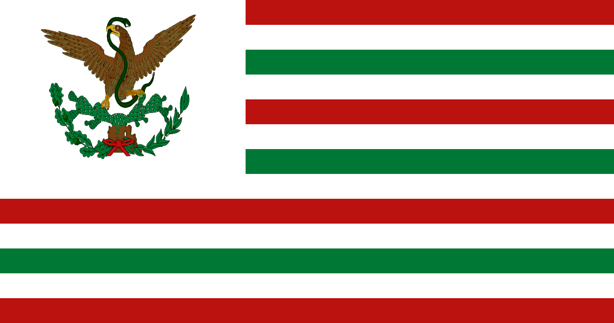 image alternate mexico flag png alternative history fandom