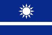 Nationist flag