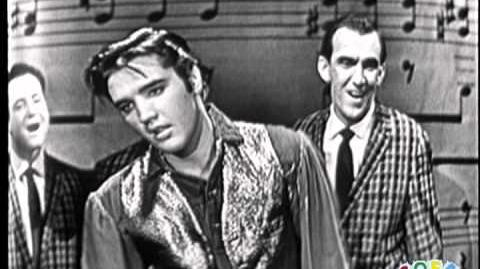 "ELVIS PRESLEY ""Don't Be Cruel"" on The Ed Sullivan Show"