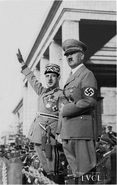 Hitler and de Gaulle (Pax Columbia)