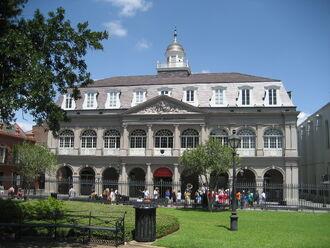 Louisiana(DoL)Parliament
