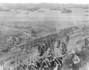Landing French-Gallipoli