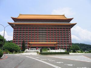 TWN Grand Hotel Taibei (VegWorld)