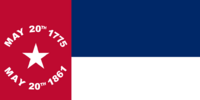 Confederate State of North Carolina (Independent Nation)