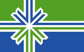 File:Lake County flag flat.png