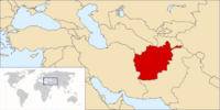 Democratic Republic of Afghanistan (The Era of Relative Peace)