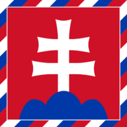 600px-Flag of the President of Slovakia svg