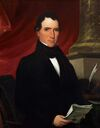 William Rufus DeVane King 1839 portrait