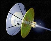280px-Bussard Interstellar Ramjet Engine-1-