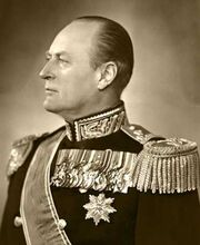 King Olav V of Norway