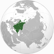 Russia (orthographic projection)(Multipolarity)