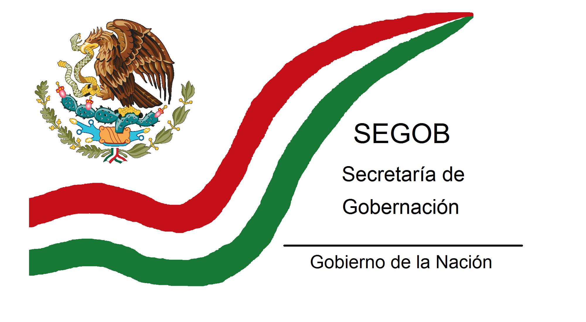 Archivo segob amlo gana historia alternativa for Ministerio de gobernacion