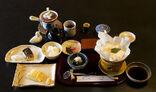 800px-Breakfast at Tamahan Ryokan, Kyoto