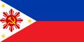 Fifth Burmese Nation Philippines flag