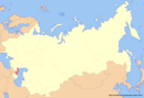 Location of Dagestan (New Union)