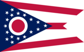 Flag of Ohio (Alternity - 18th state)