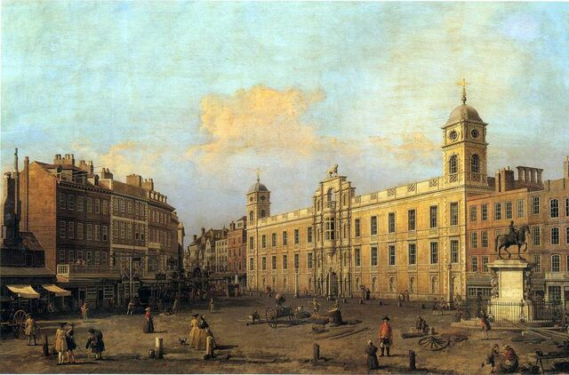 File:Northumberland House by Canaletto (1752).jpg