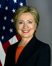 Hillary Clinton official Secretary of State portrait crop