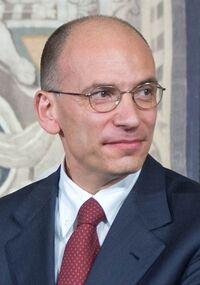 Enrico Letta 2013