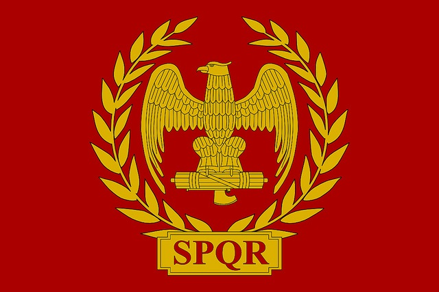 File:Flag of the Roman Empire (West) 705-1265.jpg