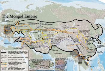 Mongol Empire History
