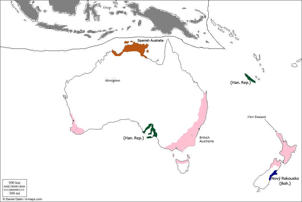 1812-Australia