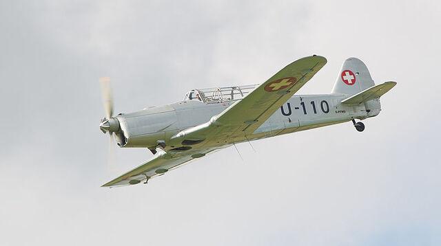 File:800px-Pilatus P2 Sywell1 crop.jpg
