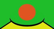 Slettene Land Flag