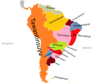 Tawantinland